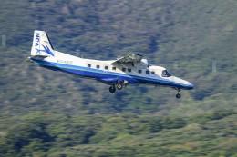 アミーゴさんが、新島空港で撮影した新中央航空 228-212の航空フォト(飛行機 写真・画像)