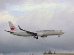 ペインフィールド空港 - Paine Field [PAE/KPAE]で撮影された日本トランスオーシャン航空 - Japan Transocean Air [NU/JTA]の航空機写真