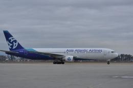 kumagorouさんが、仙台空港で撮影したアジア・アトランティック・エアラインズ 767-322/ERの航空フォト(写真)