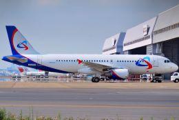orbis001さんが、羽田空港で撮影した全日空 A320-214の航空フォト(飛行機 写真・画像)