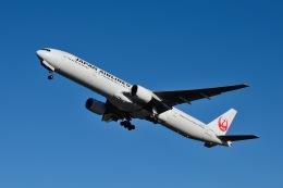 航空フォト:JA8943 日本航空 777-300