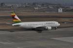 kumagorouさんが、仙台空港で撮影したエア・ジンバブエ 767-2N0/ERの航空フォト(飛行機 写真・画像)