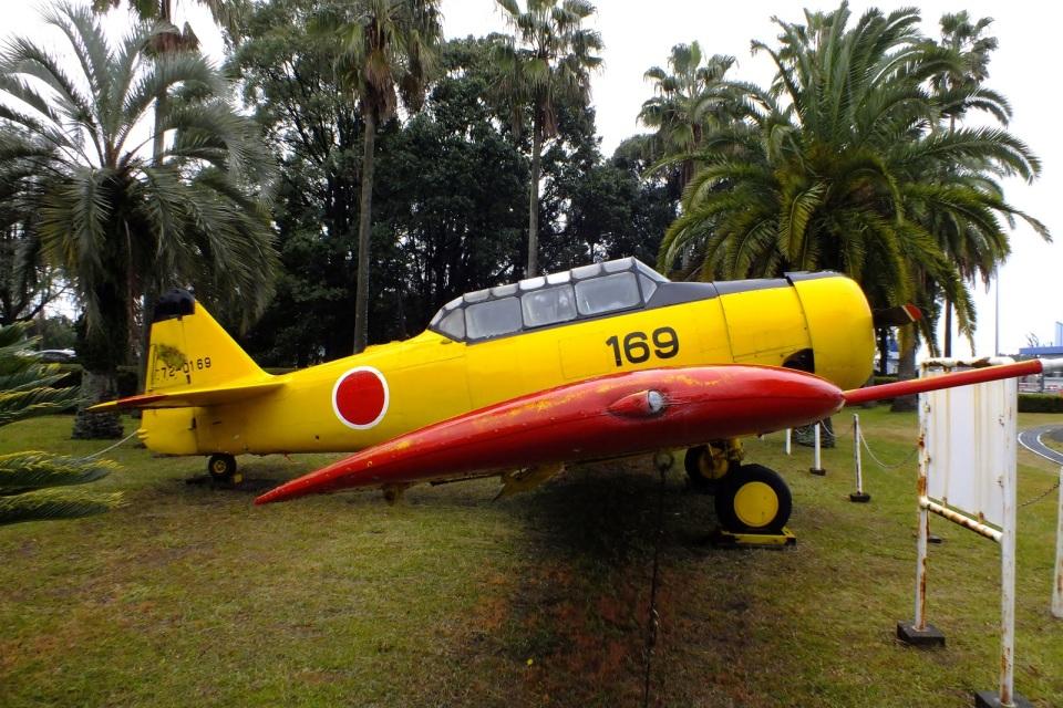 DONKEYさんの航空自衛隊 North American T-6 Texan (72-0178) 航空フォト