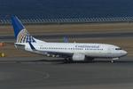 Scotchさんが、中部国際空港で撮影したコンチネンタル航空 737-724の航空フォト(写真)