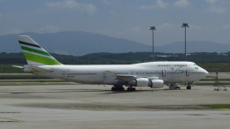 twinengineさんが、クアラルンプール国際空港で撮影したナス・エア 747-428Mの航空フォト(飛行機 写真・画像)