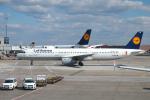 バーバ父さんが、フランクフルト国際空港で撮影したルフトハンザドイツ航空 A321-131の航空フォト(写真)