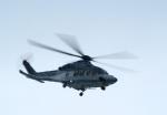Speed Birdさんが、信徳ヘリポートで撮影したスカイシャトル・ヘリコプターズ AW139の航空フォト(写真)