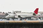 パンダさんが、松山空港で撮影した日本エアコミューター 340Bの航空フォト(写真)