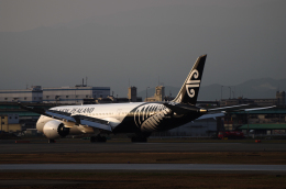 tsuna72さんが、福岡空港で撮影したニュージーランド航空 787-9の航空フォト(写真)