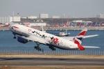 surf511ykさんが、羽田空港で撮影したブリティッシュ・エアウェイズ 777-236/ERの航空フォト(写真)