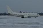 北の熊さんが、新千歳空港で撮影したメトロジェット 737-7EI BBJ の航空フォト(写真)