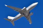 パンダさんが、成田国際空港で撮影したメトロジェット 737-7EI BBJ の航空フォト(飛行機 写真・画像)
