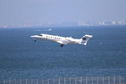 senchouさんが、羽田空港で撮影したスカイサービス・ビジネス・アビエーション 45の航空フォト(飛行機 写真・画像)