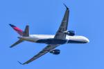 パンダさんが、成田国際空港で撮影したデルタ航空 757-251の航空フォト(写真)