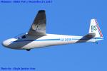 Chofu Spotter Ariaさんが、妻沼滑空場で撮影した東海大学航空部 - Tokai University Aviation Club Ka 6CR Rhönseglerの航空フォト(飛行機 写真・画像)