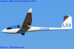 Chofu Spotter Ariaさんが、妻沼滑空場で撮影した日本大学理工学部航空部 - Nihon University College of Science and Technology Glider Club LS8-18の航空フォト(飛行機 写真・画像)