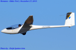 Chofu Spotter Ariaさんが、妻沼滑空場で撮影した日本法人所有 ASW 24の航空フォト(飛行機 写真・画像)