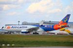 りんたろうさんが、成田国際空港で撮影したエアカラン A330-202の航空フォト(写真)