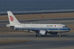 Scotchさんが、中部国際空港で撮影した中国国際航空 A319-115の航空フォト(写真)