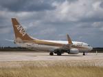 CR51ANさんが、下地島空港で撮影した全日空 737-781の航空フォト(写真)