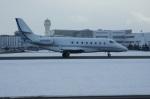 北の熊さんが、新千歳空港で撮影したプライベート・エア・チャーターの航空フォト(写真)