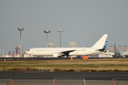 tsubasa0624さんが、羽田空港で撮影したカリッタ エア 767-346の航空フォト(飛行機 写真・画像)