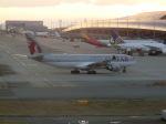yugoさんが、関西国際空港で撮影したカタール航空 A330-202の航空フォト(写真)