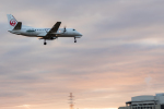 こだしさんが、伊丹空港で撮影した日本エアコミューター 340Bの航空フォト(写真)