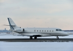 Cygnus00さんが、新千歳空港で撮影したプライベート・エア・チャーター Gulfstream G200の航空フォト(写真)