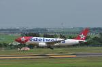 kumagorouさんが、仙台空港で撮影したエーデルワイス航空 A330-243の航空フォト(写真)