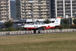 森太郎さんが、岐阜基地で撮影した航空自衛隊 T-7の航空フォト(飛行機 写真・画像)
