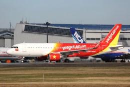 航空フォト:VN-A664 ベトジェットエア A320