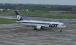 kumagorouさんが、仙台空港で撮影したLOTポーランド航空 767-319/ERの航空フォト(飛行機 写真・画像)