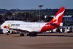 orbis001さんが、成田国際空港で撮影したカンタス航空 747-438の航空フォト(飛行機 写真・画像)