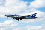 ロンドン・ヒースロー空港 - London Heathrow Airport [LHR/EGLL]で撮影された全日空 - All Nippon Airways [NH/ANA]の航空機写真