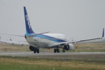 kouchaさんが、徳島空港で撮影した全日空 737-881の航空フォト(写真)