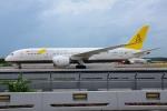 RUSSIANSKIさんが、シンガポール・チャンギ国際空港で撮影したロイヤルブルネイ航空 787-8 Dreamlinerの航空フォト(写真)