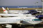 Ryo-JA8088さんが、中部国際空港で撮影したキャセイパシフィック航空 747-467の航空フォト(写真)