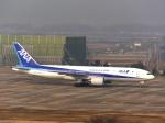 ジャトコさんが、金浦国際空港で撮影した全日空 777-281/ERの航空フォト(写真)