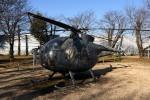 tsubasa0624さんが、宇都宮飛行場で撮影した陸上自衛隊 OH-6Jの航空フォト(飛行機 写真・画像)