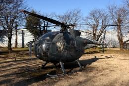tsubasa0624さんが、宇都宮飛行場で撮影した陸上自衛隊 OH-6Jの航空フォト(写真)