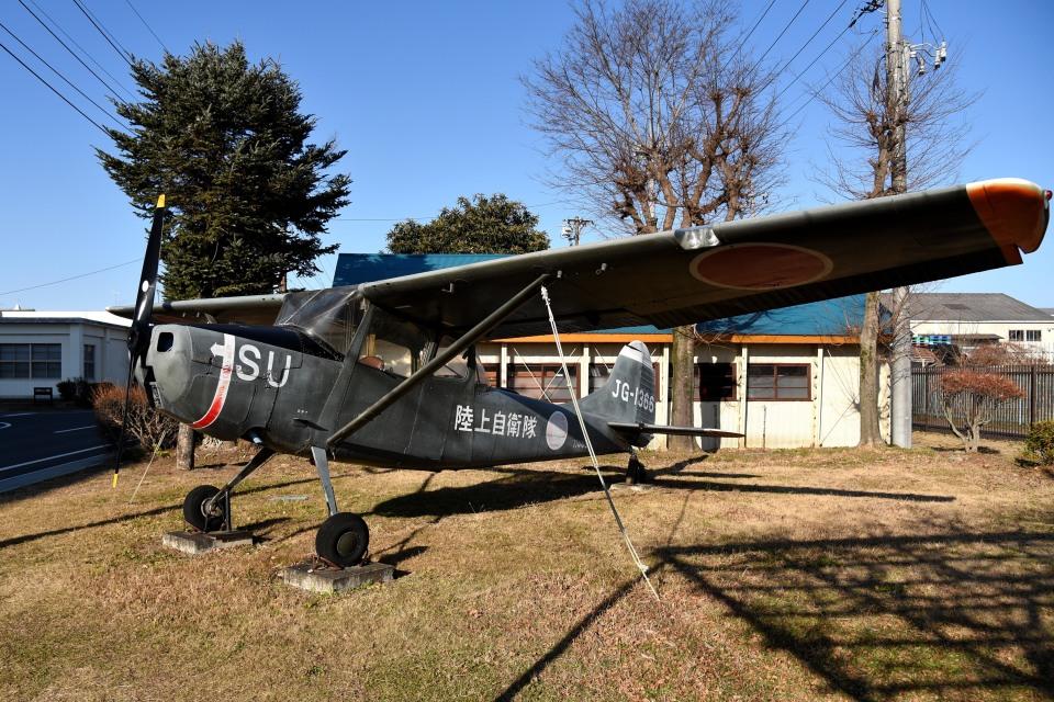 tsubasa0624さんの陸上自衛隊 Fuji L-19 Bird Dog (11366) 航空フォト