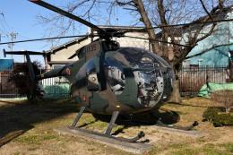 tsubasa0624さんが、宇都宮飛行場で撮影した陸上自衛隊 OH-6Dの航空フォト(写真)