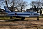 tsubasa0624さんが、宇都宮飛行場で撮影した航空自衛隊 F-86F-40の航空フォト(写真)