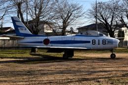 tsubasa0624さんが、宇都宮飛行場で撮影した航空自衛隊 F-86F-40の航空フォト(飛行機 写真・画像)