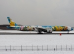 イーヌイさんが、新千歳空港で撮影した全日空 777-381の航空フォト(写真)