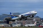 Dream Cabinさんが、福岡空港で撮影した全日空 787-9の航空フォト(飛行機 写真・画像)
