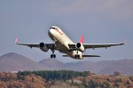 Dojalanaさんが、函館空港で撮影した天津航空 A320-232の航空フォト(写真)