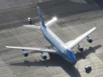 夷月さんが、ダニエル・K・イノウエ国際空港で撮影したアメリカ空軍 VC-25A (747-2G4B)の航空フォト(飛行機 写真・画像)
