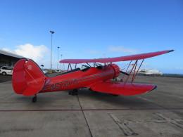 夷月さんが、リフエ空港で撮影したAir Ventures Hawaii YMF-F5Cの航空フォト(飛行機 写真・画像)